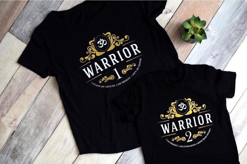 Warrior II Tee