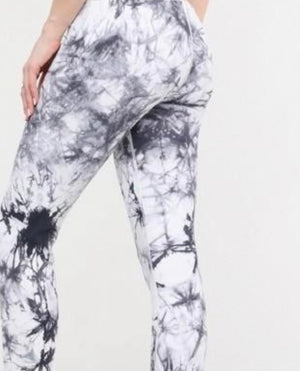 Salt n Peppa Tie Dye Legging