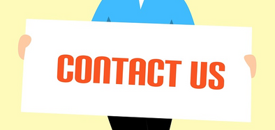 Six Ways To Contact Us, We Are Waiting For You!-- By Teamgee
