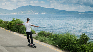 Am I Too Old to Learn How to Ride an Electric Skateboard?