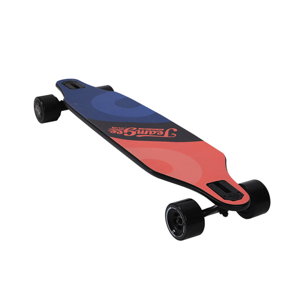 Teamgee H9 Ultra-thin & Lightweight Electric Skateboard Longboard | Best Performance Board