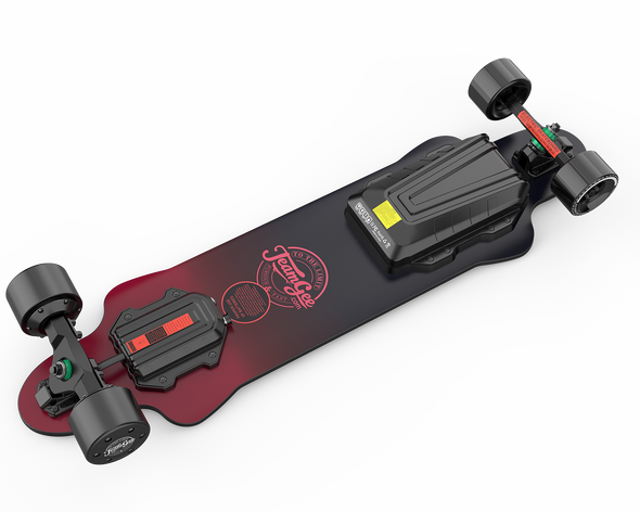 Teamgee H20 Electric Skateboard Longboard & Best Choice for Commute