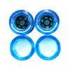 teamgee color Replaceable H5/H6/H9/H8  90MM wheels for Teamgee Skateboard (4-Piece)