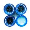 Teamgee Color Replaceable H5/H6/H9/H8/H20 90MM wheels for Teamgee Skateboard (4-Piece)