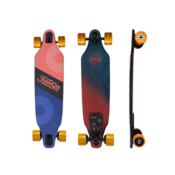 Teamgee H9 Ultra-thin & Lightweight Electric Skateboard | Best Performance Board