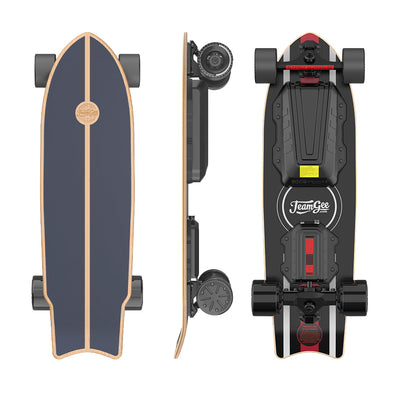 Teamgee H20 MINI Electric Skateboard with Kicktail
