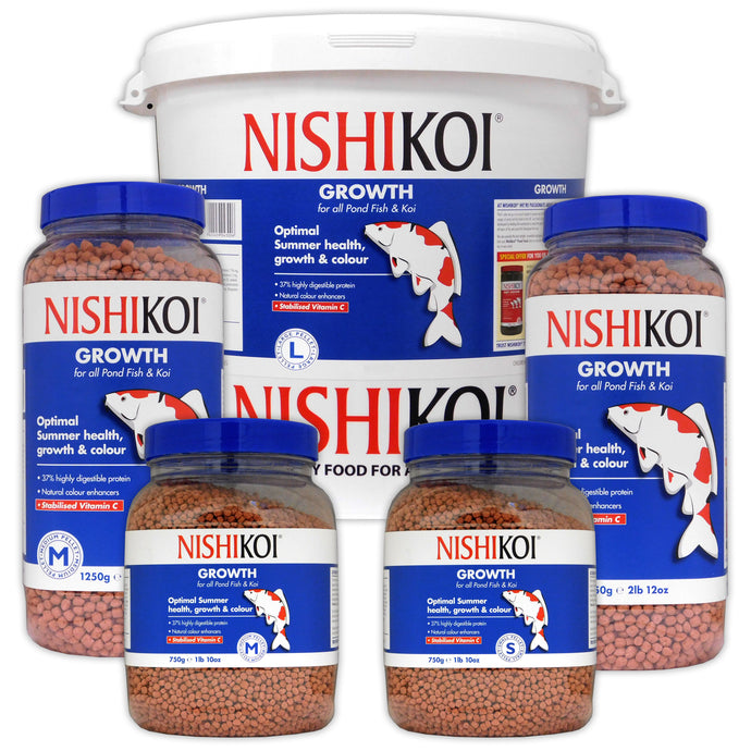 Nishikoi Growth - Small Pellets