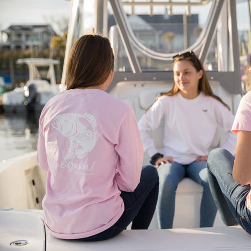 Women's She Gawn Long Sleeve T Shirts (Clearance)