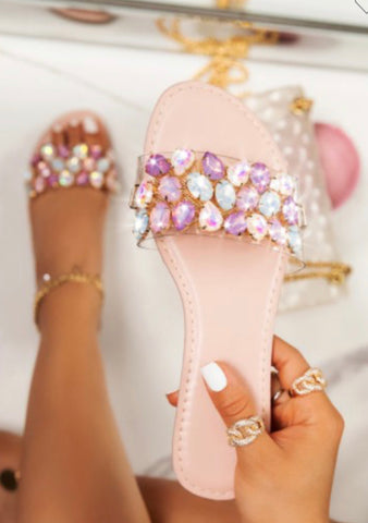 Blush Diamond Flats