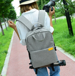 Professional Camera and Laptop Backpack for Travelers