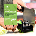 2 Stage Professional Knife Sharpener Tool