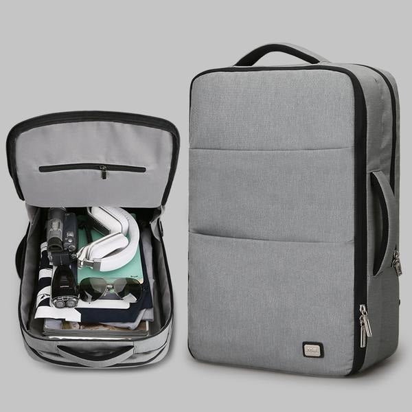 17 inches Waterproof Huge Capacity Travel Luggage with USB charging port