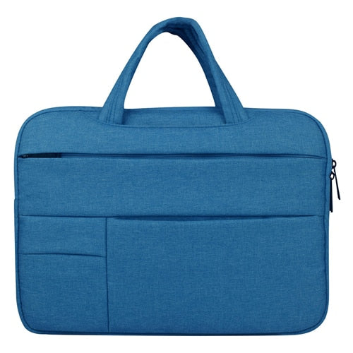 Briefcase Style Laptop Bag with Multiple Compartments