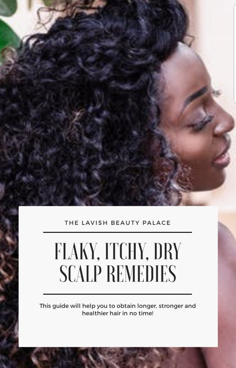 Flaky, Itchy, Dry Scalp Remedies