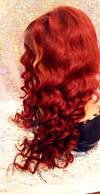 """Jessica Rabbit"" Undetectable Full Lace Wig"