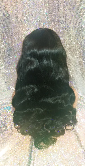 Brazilian Body Wave - Lace Frontal Wig