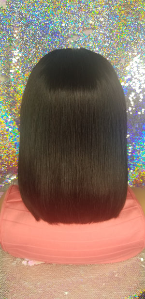 Day 9 - 30% Off Straight Bob Wig