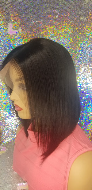 Straight Bob - Lace Front