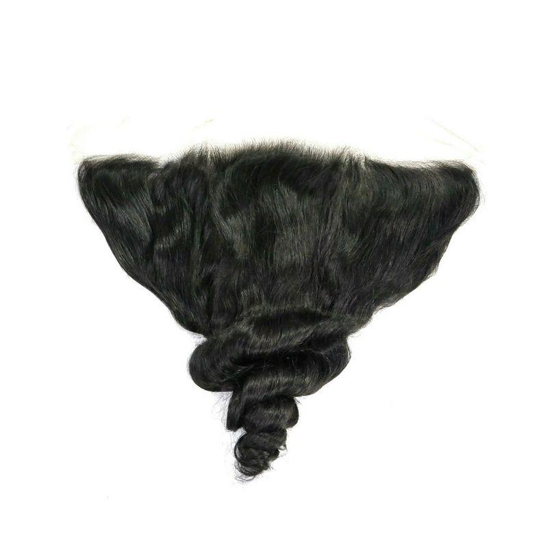 100% Virgin Hair Brazilian Loose Wave Lace Frontal