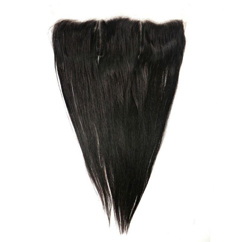 100% Virgin Hair Brazilian Silky Straight Lace Frontal