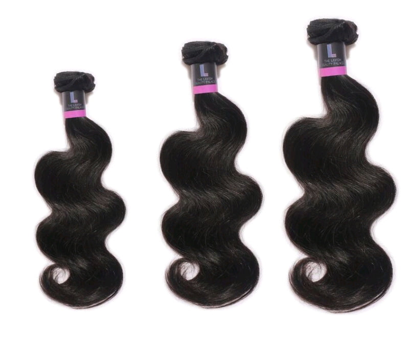 Three Bundle Malaysian Body Wave Hair Extensions Deal