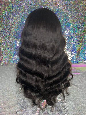 Day 4 - 30% Off Loose Wave Front Lace Wig