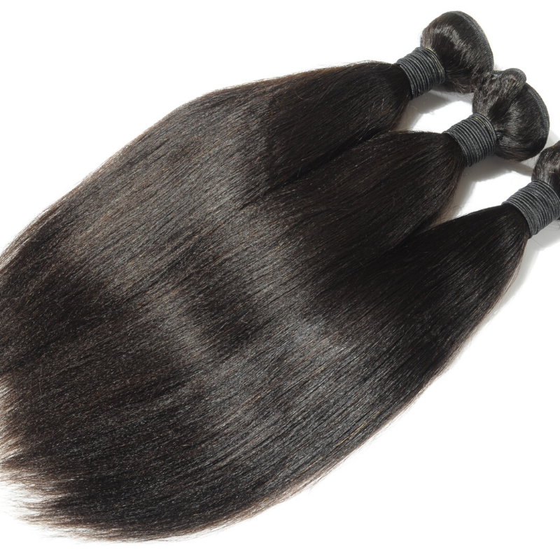 Day 1 - 35% Off Brazilian Straight Bundle Deal