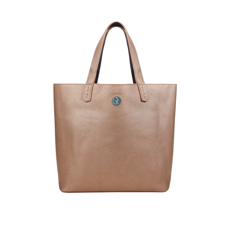 The Morphbag by GSK Rose Gold  tote