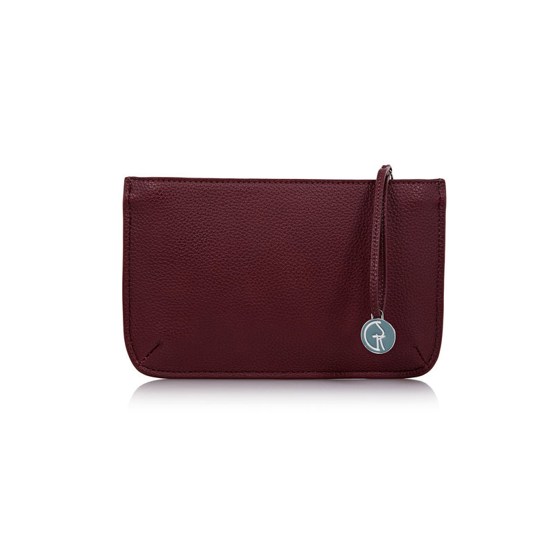 The Morphbag by GSK Currant clutch