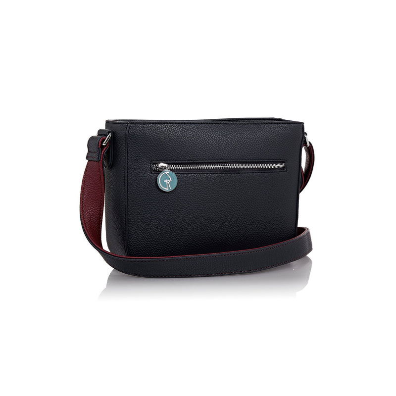 The Morphbag by GSK Blackberry crossbody bag
