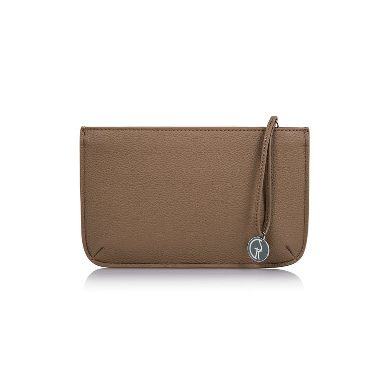The Morphbag by GSK Praline clutch
