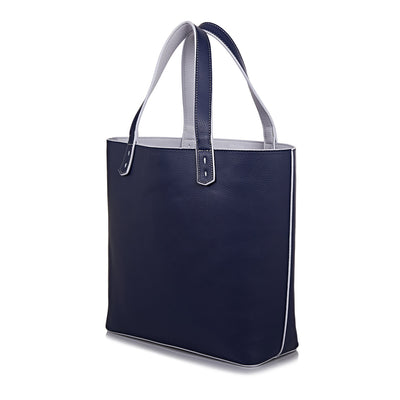 The Morphbag by GSK Deep Sea tote side view