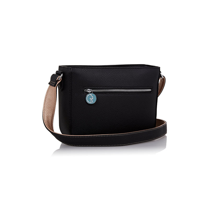 The Morphbag by GSK Onyx crossbody bag