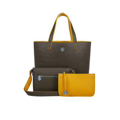 The Morphbag by GSK Green Pepper & Mustard set