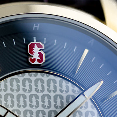 STANFORD CARDINAL WATCH