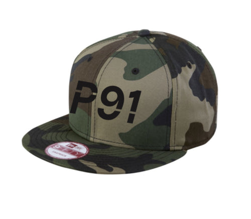 Project91 Limited Edition New Era Camo Hat