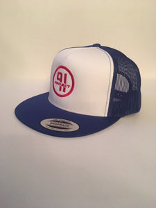 Project91 The Classics Trucker Hat