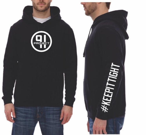 Project91 #Keepittight Hoodies