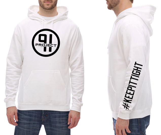 Project91 #Keepittight Unisex hoodies