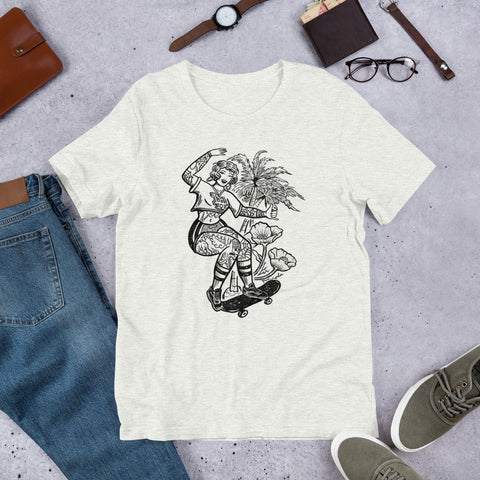 Tattoo Girl Shirt