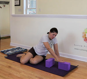 Yoga to Relieve Tight Neck, Shoulder, and Upper Back Muscles Video