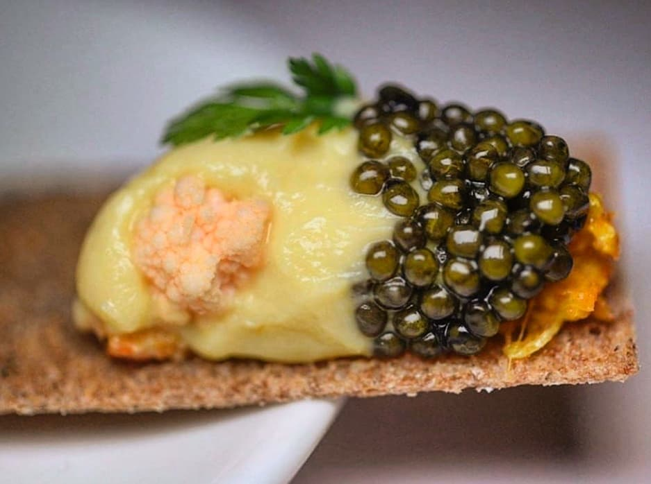 What Is Caviar Made Of?
