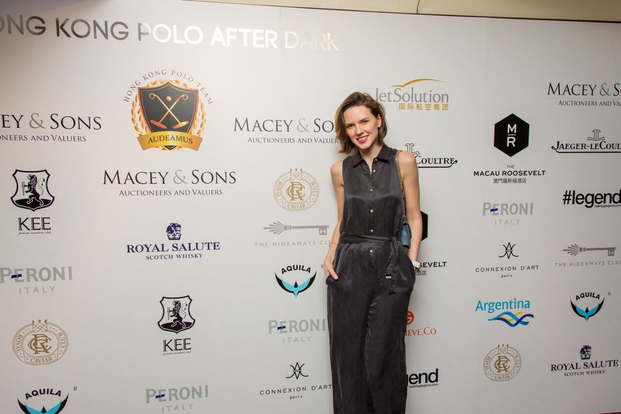 Polo After Dark Event