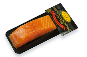 Real Wood Smoked Salmon Fillet