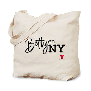 Betty en NY Canvas Tote Bag