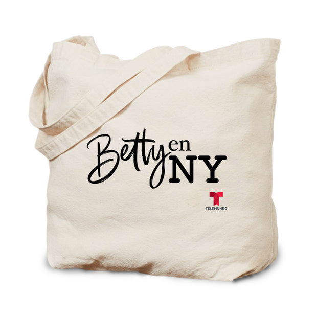 Betty en NY Canvas Tote Bag-Shop Telemundo