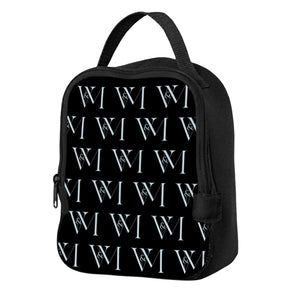 Betty en NY V&M Logo Lunch Bag
