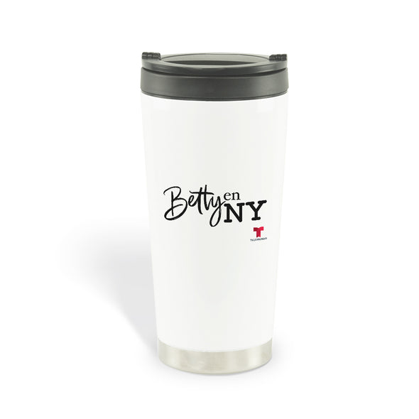 Betty en NY Travel Mug