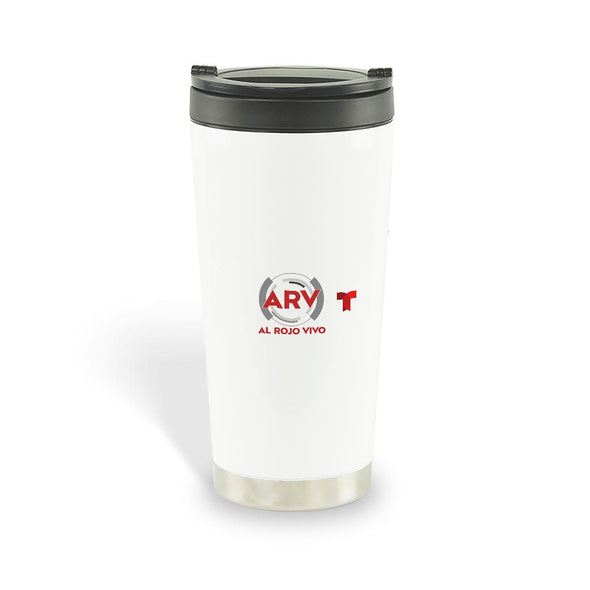 Al Rojo Vivo Travel Mug