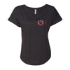 Al Rojo Vivo Women's Tri-Blend Dolman T-Shirt